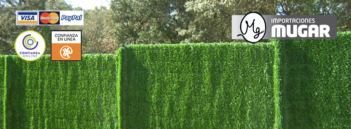 Comprar setos artificiales baratos aceptamos paypal for Jardines verticales artificiales baratos